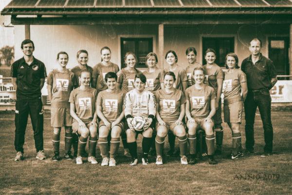 1. Mannschaft - Damen